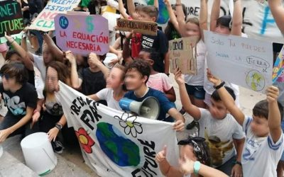 Manifestación Fridays For Future